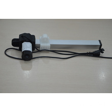High precision linear actuator for electric stand